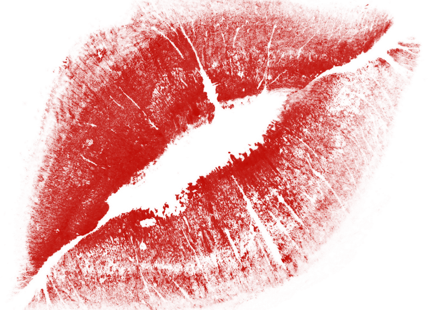 Red lips lip report. Kiss clipart smooch