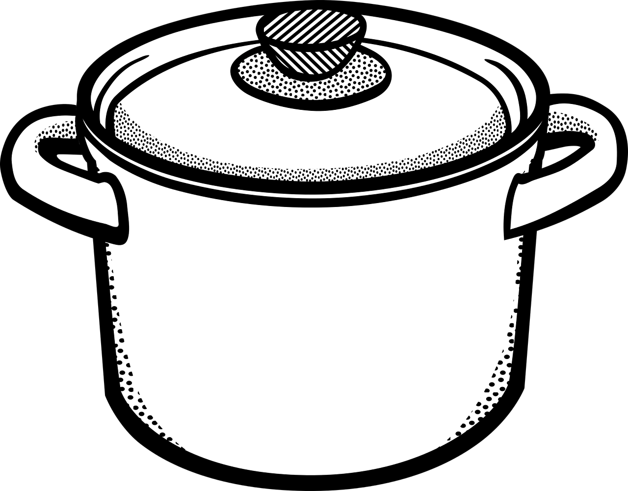 Free dawnload picture utensils. Kitchen clipart black and white