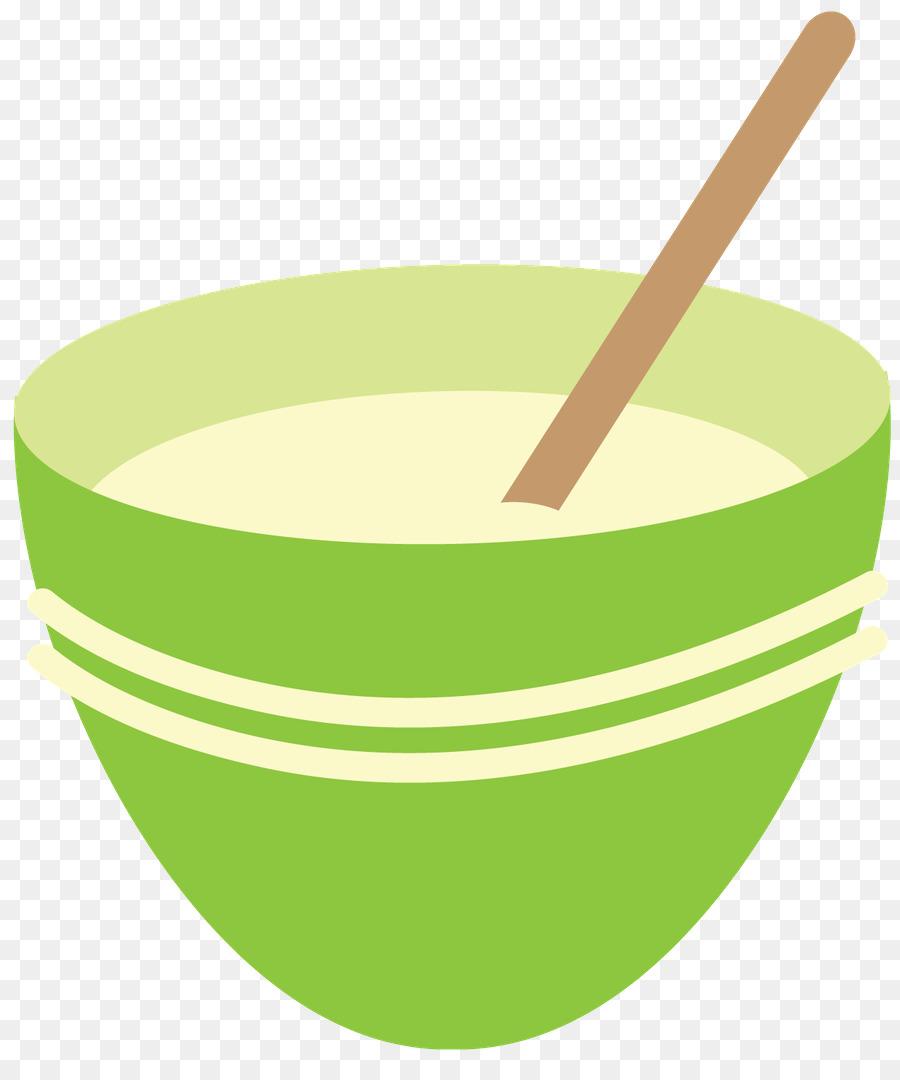 Kitchen clipart bowl. Cartoon yellow line transparent