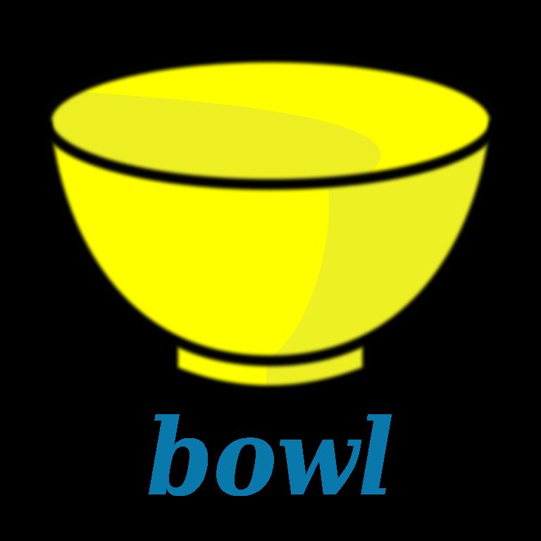 File wikivoc svg wikimedia. Kitchen clipart bowl