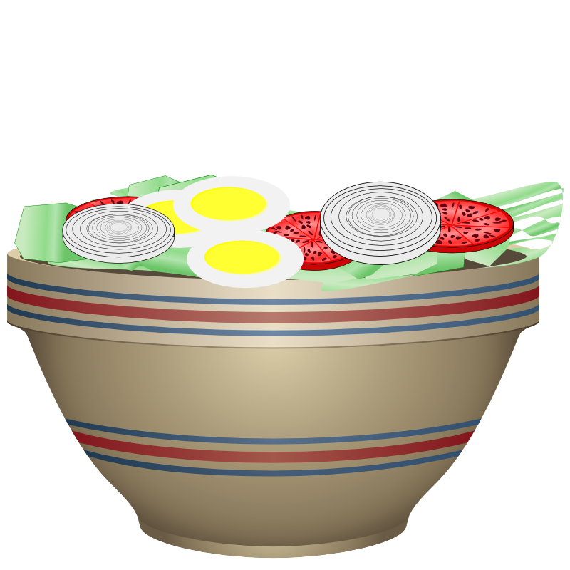 Kitchen clipart bowl. Cooking food clip art