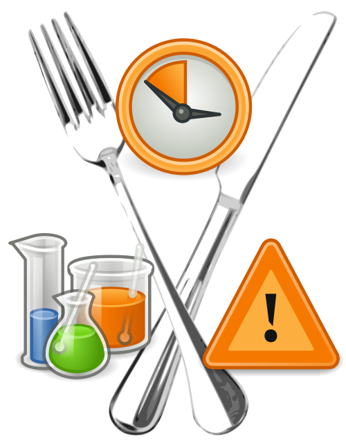 How long does food. Kitchen clipart condiment