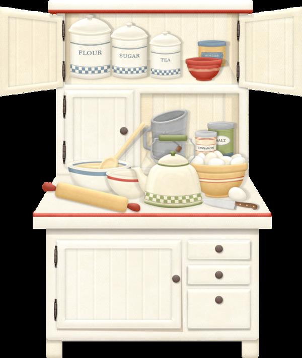 Kitchen clipart kitchen drawer. Cuisine clip art pinterest