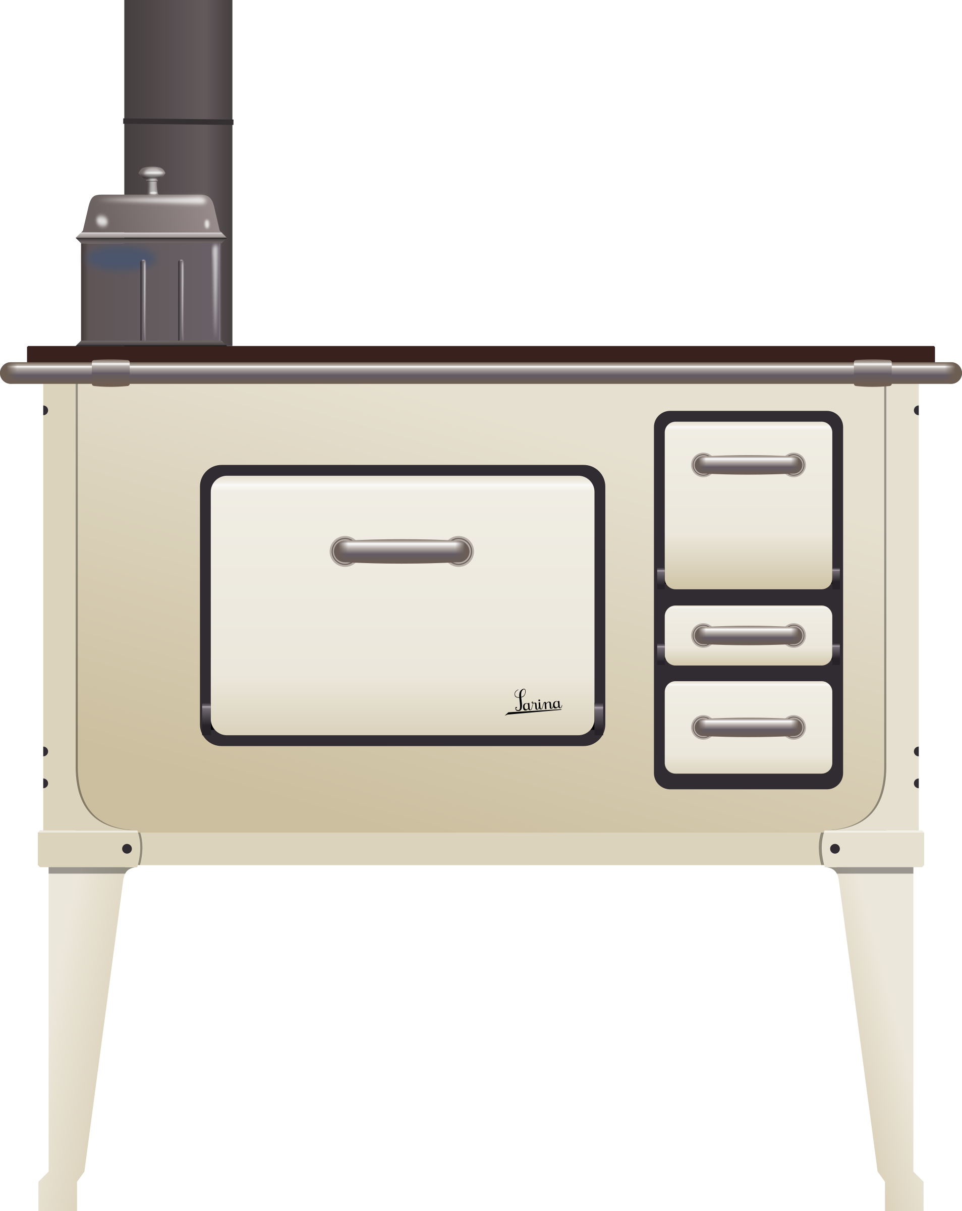 Stove big image png. Kitchen clipart kitchen furniture