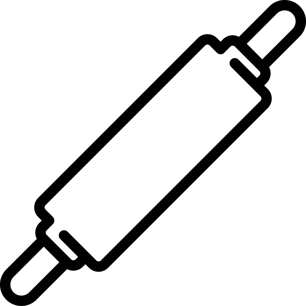 kitchen clipart rolling pin