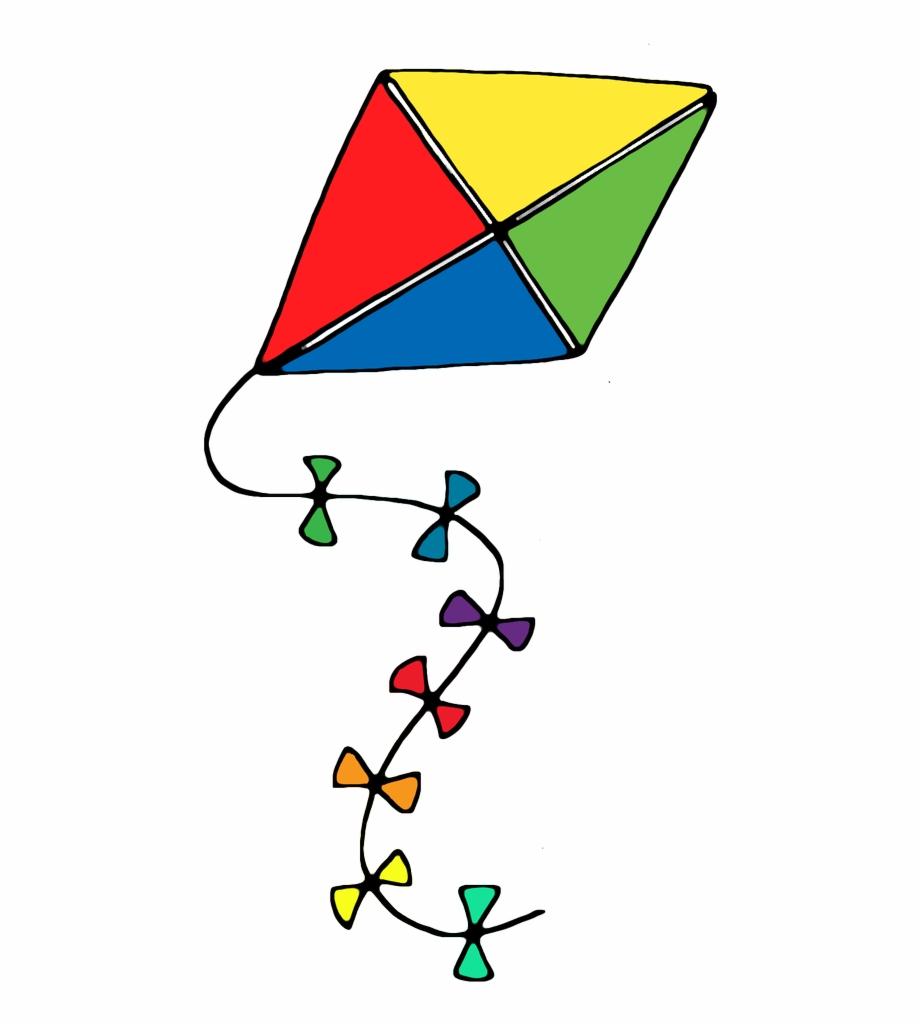 . Clipart kite transparent background
