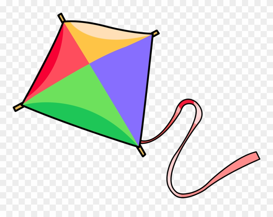 collection of gif. Kite clipart animated