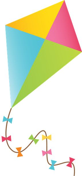 Free flying cliparts download. Kite clipart cute