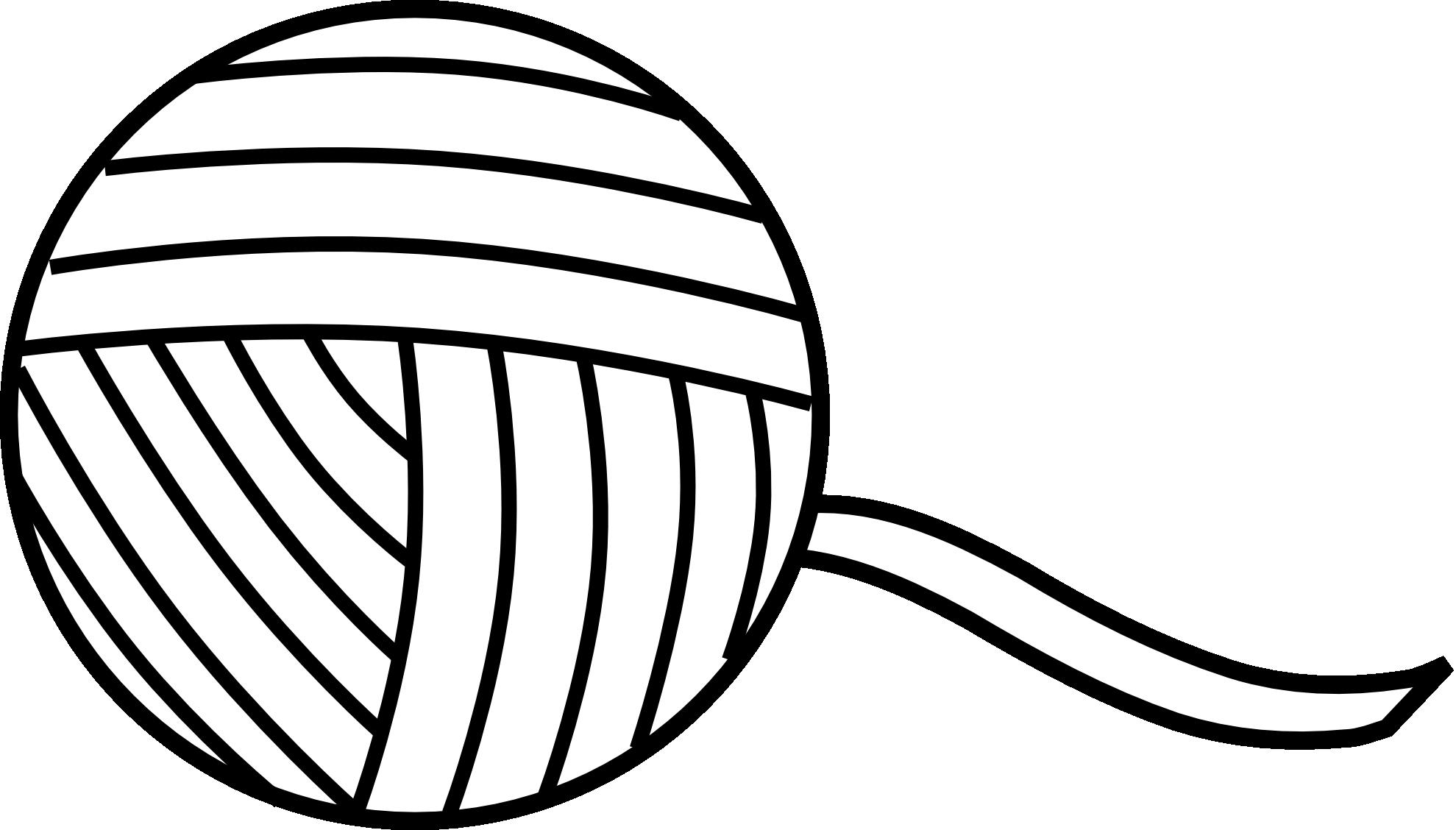 Yarn black and white. Kite clipart kite thread