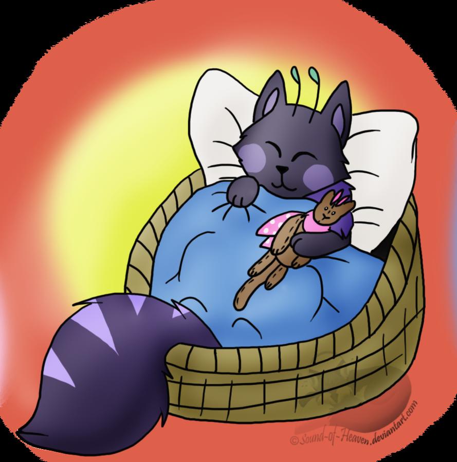 Kitten clipart basket painting. Mittens for kittens k