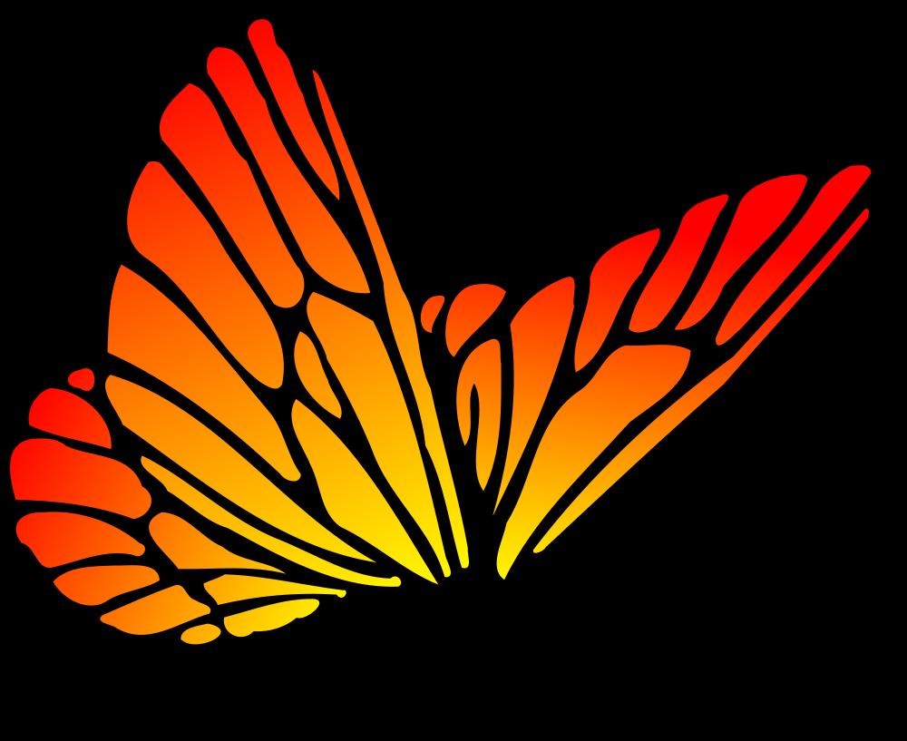 Onlinelabels clip art colour. Kitten clipart butterfly