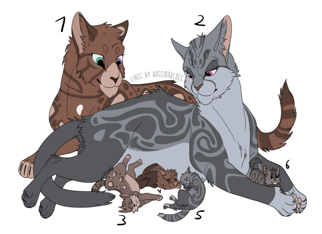 Kittens clipart cat family. Setprice adoptables open by