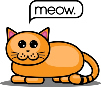 Free download best on. Kitten clipart cat meow