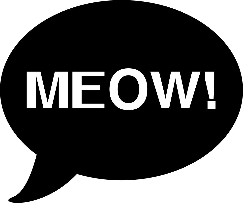 Kitten clipart cat meow. Clip art transprent png
