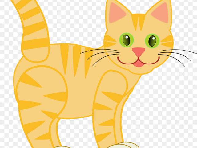 Free download clip art. Kitten clipart cat sat