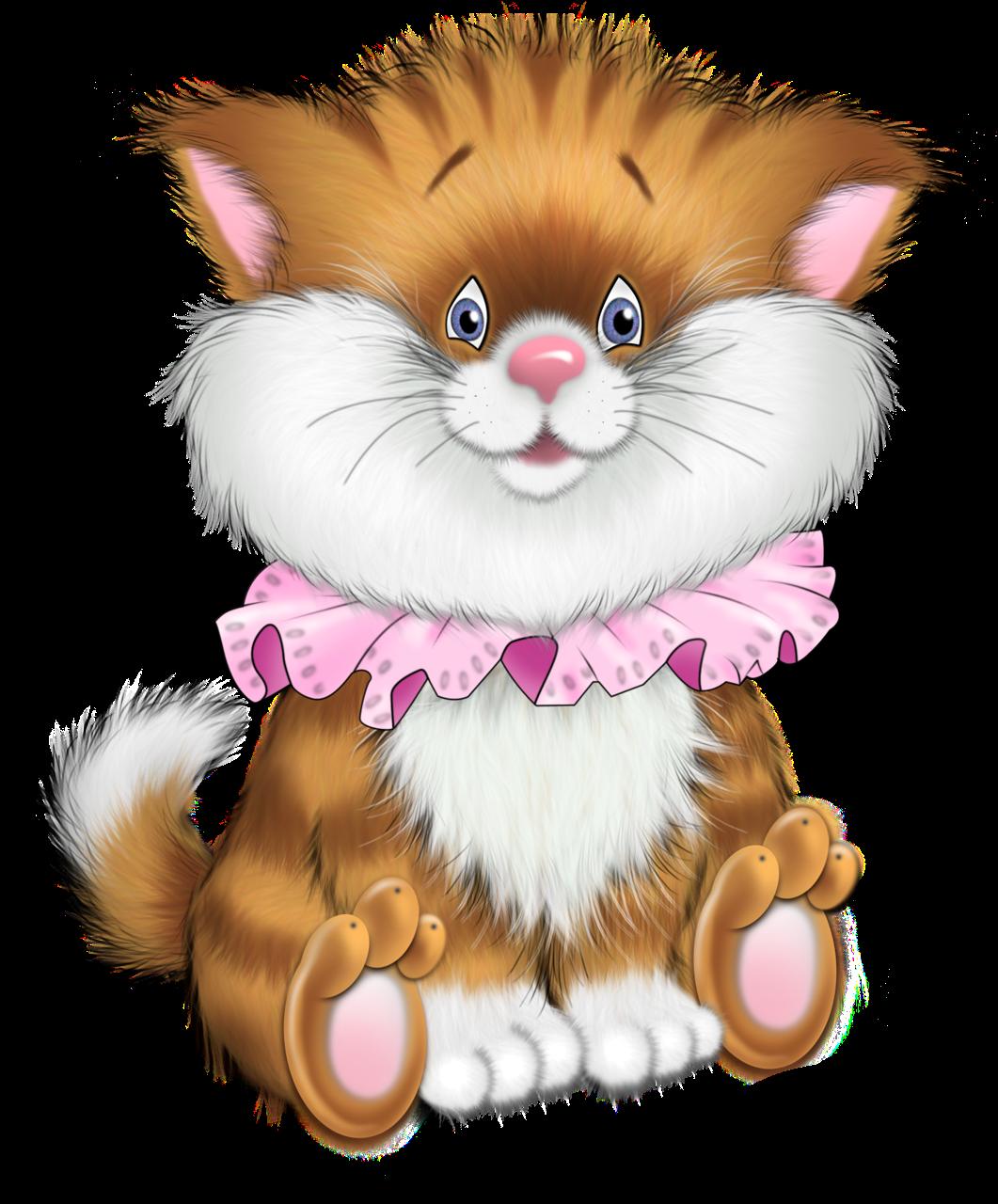 . Kitty clipart valentine