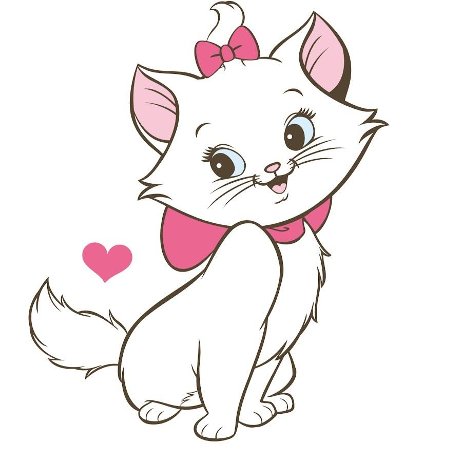 Free kitten disney cat. Kittens clipart cate