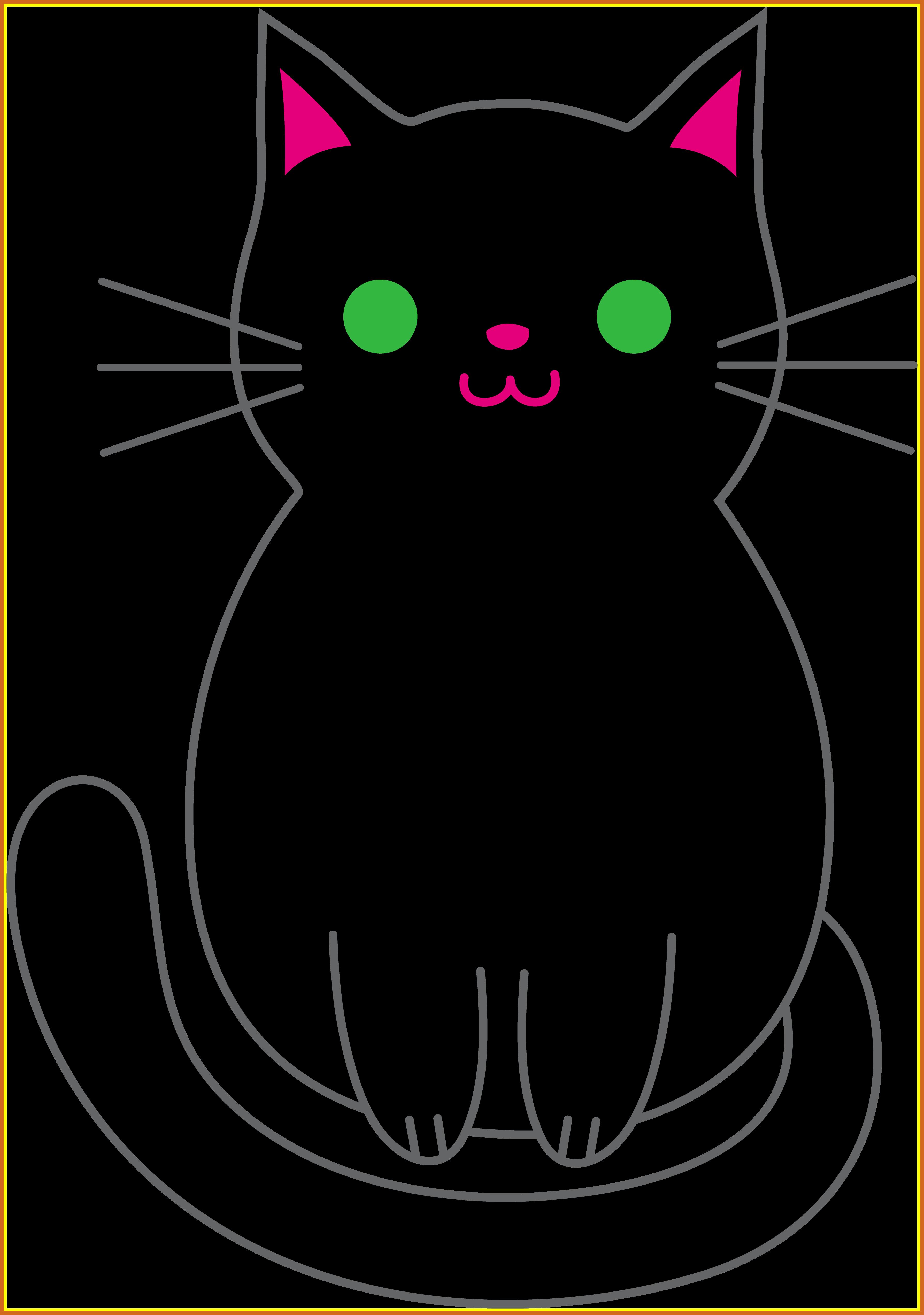 Kittens clipart yarn clip art. Fascinating cute black kitten