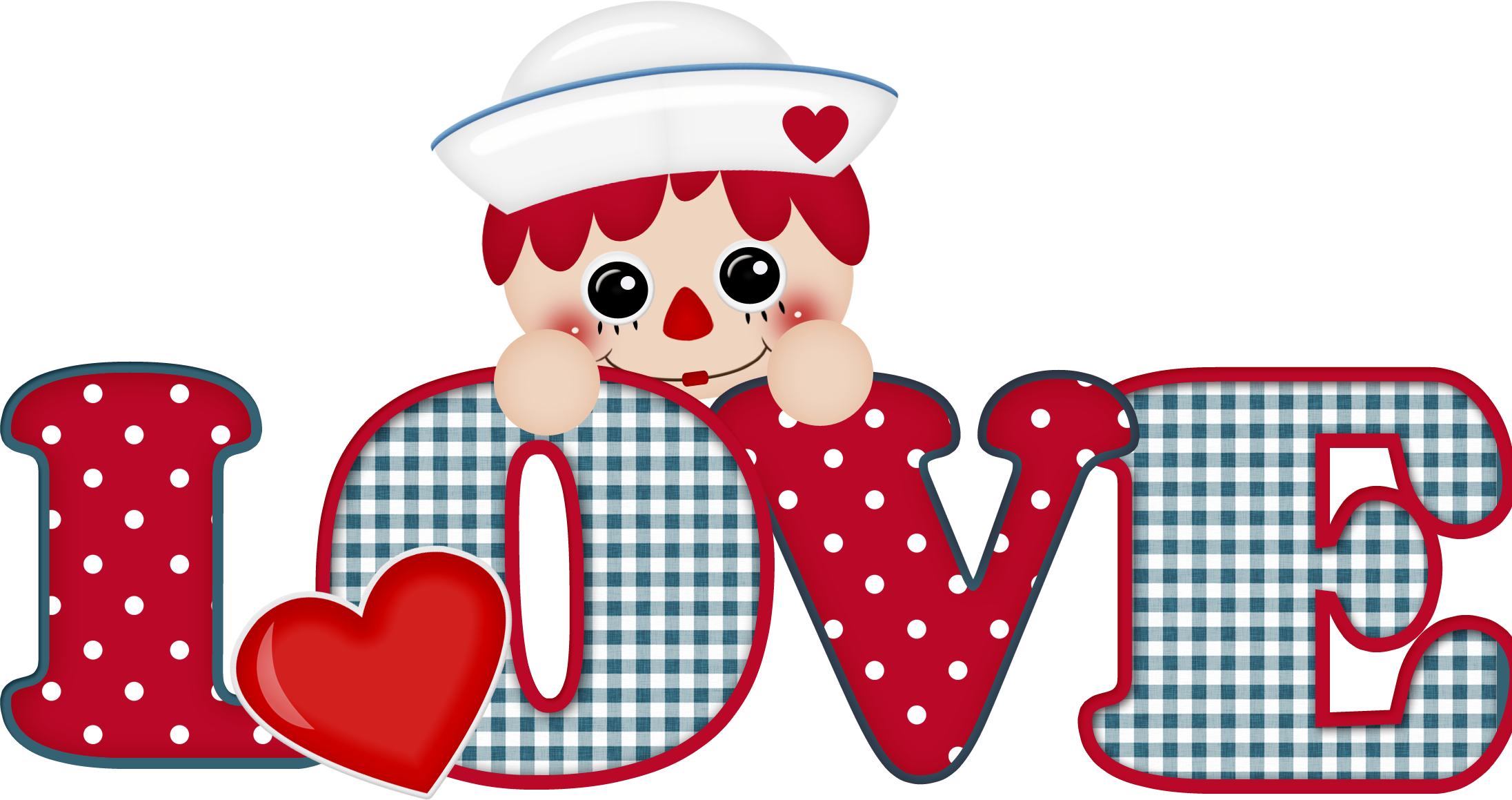 Imagenes country raggedy ann. Kitten clipart gingerly