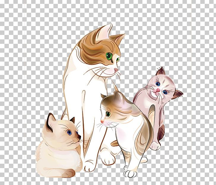 Baby cats felidae png. Kitten clipart group cat