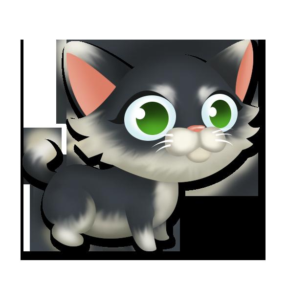 Kittens clipart whisker on kitten. Tuxedo hay day wiki