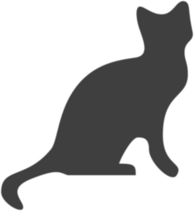 Kittens clipart catl. Collection of free feine