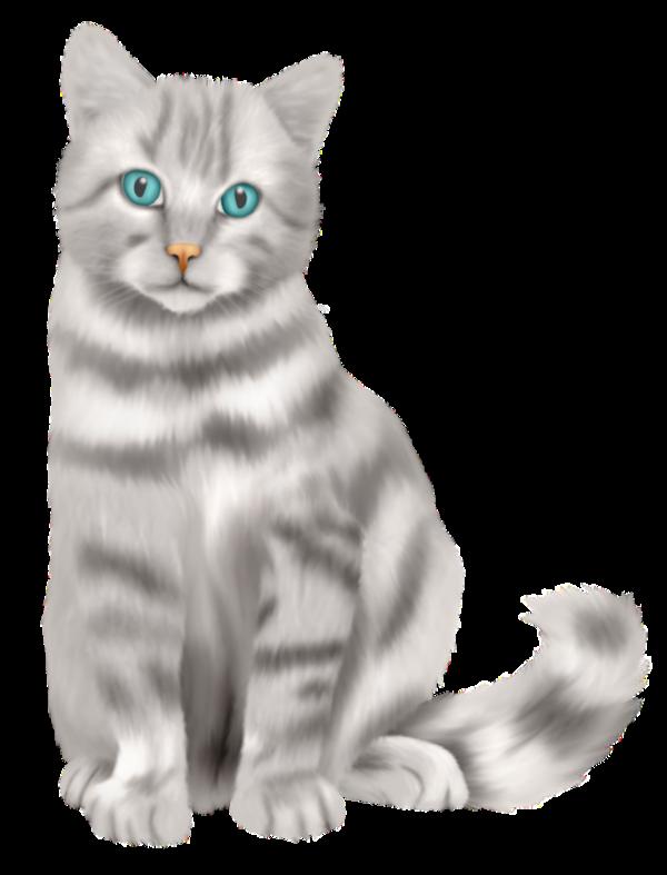 Kitty clipart old fashioned.  cat gato katze