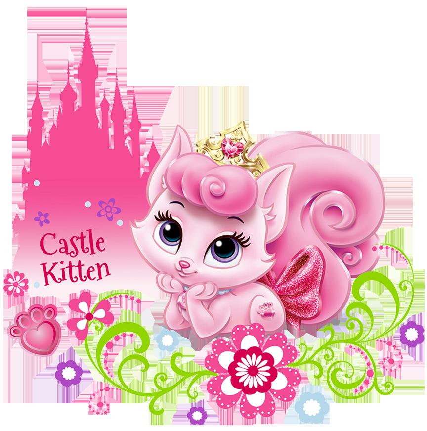 Arte para ni os. Kitten clipart princess