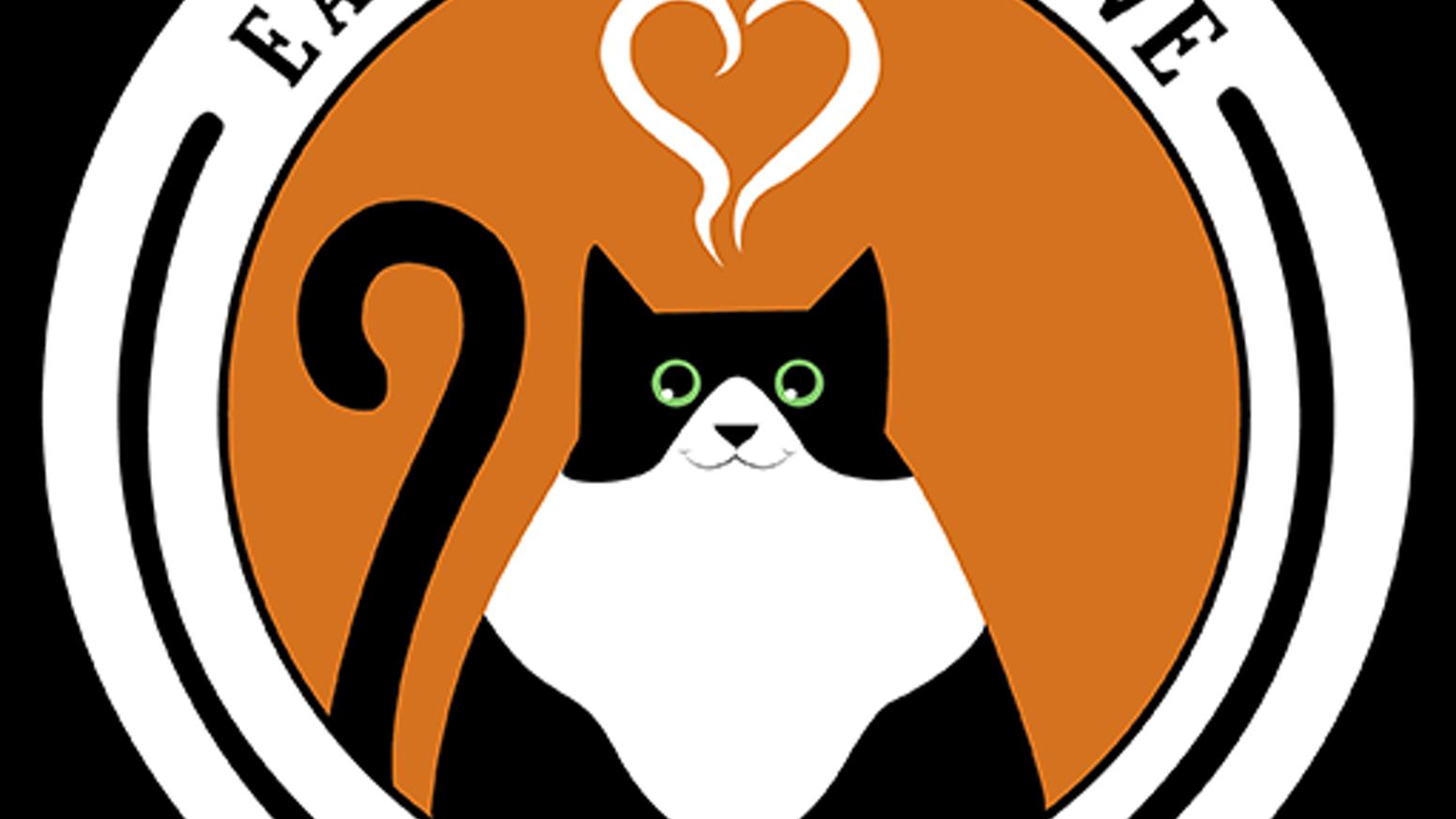 Kitten clipart purr. Eat love central oh