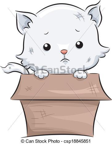 Kittens clipart sad. Kitten station
