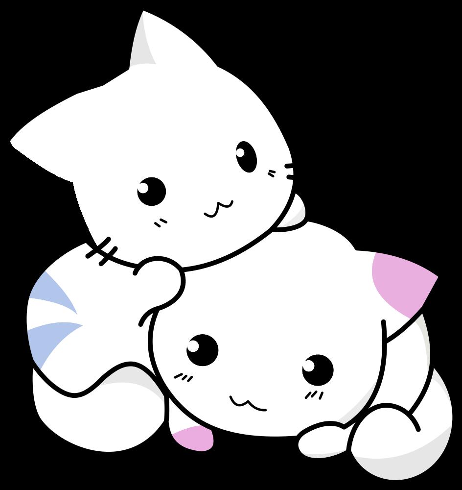 Onlinelabels clip art cute. Kitty clipart computer