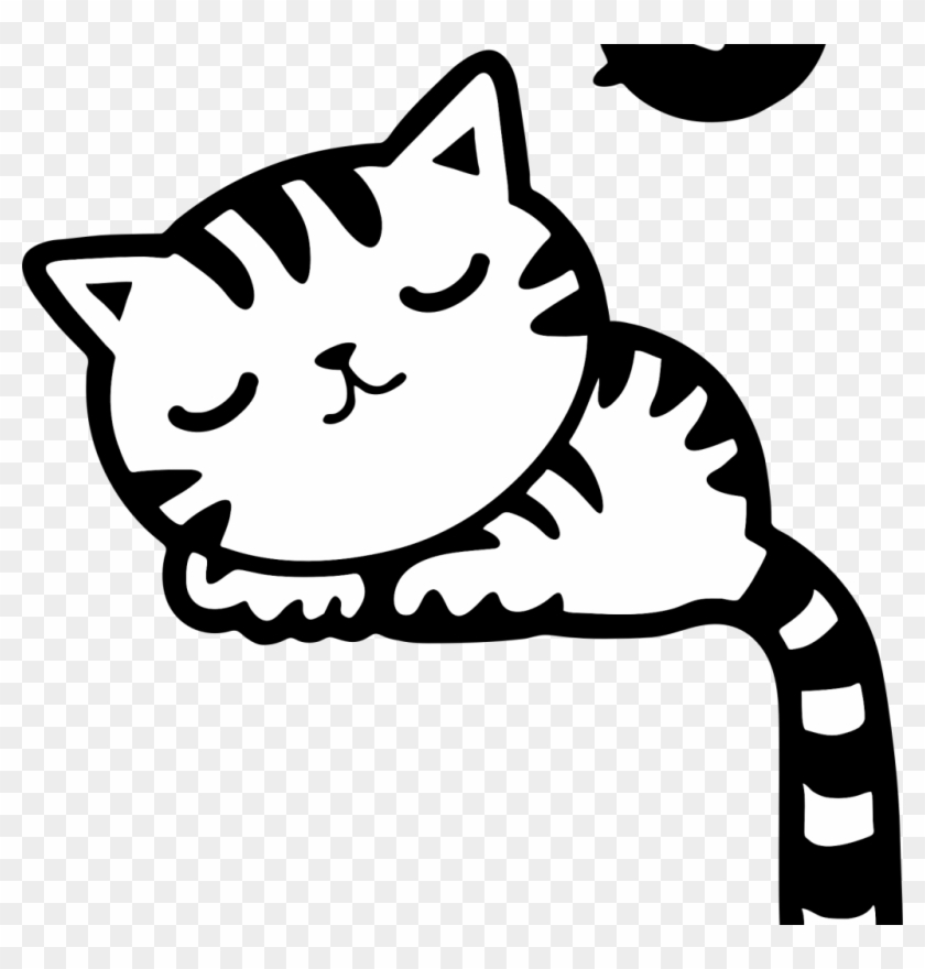 Kittens clipart black and white. Kitten hd png download