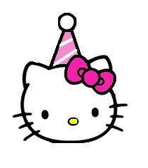 Free hello clip art. Kitty clipart
