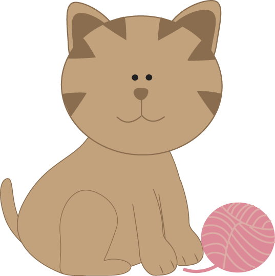 Kittens clipart cat play. Clip art images kitty