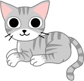 Kitty clipart. Happy kitten panda free