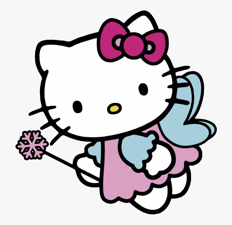 Hello free cliparts on. Kitty clipart angel