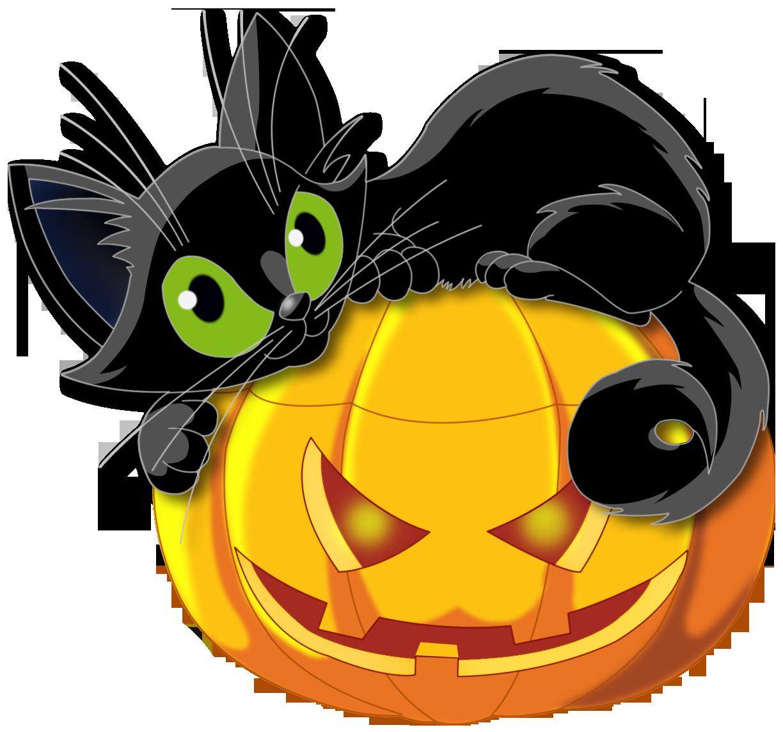 Black cat pictures cliparts. Neighborhood clipart halloween