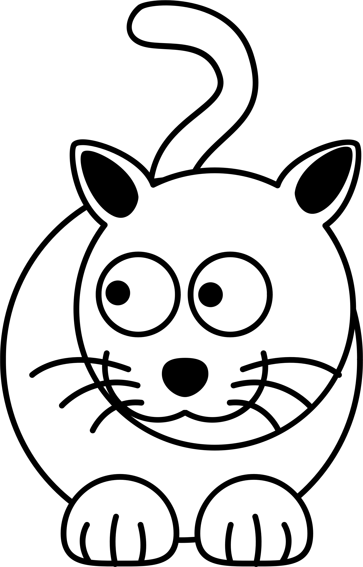 Kitty clipart kitty cat. Big image png