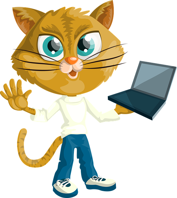 Free image on pixabay. Kitty clipart middle