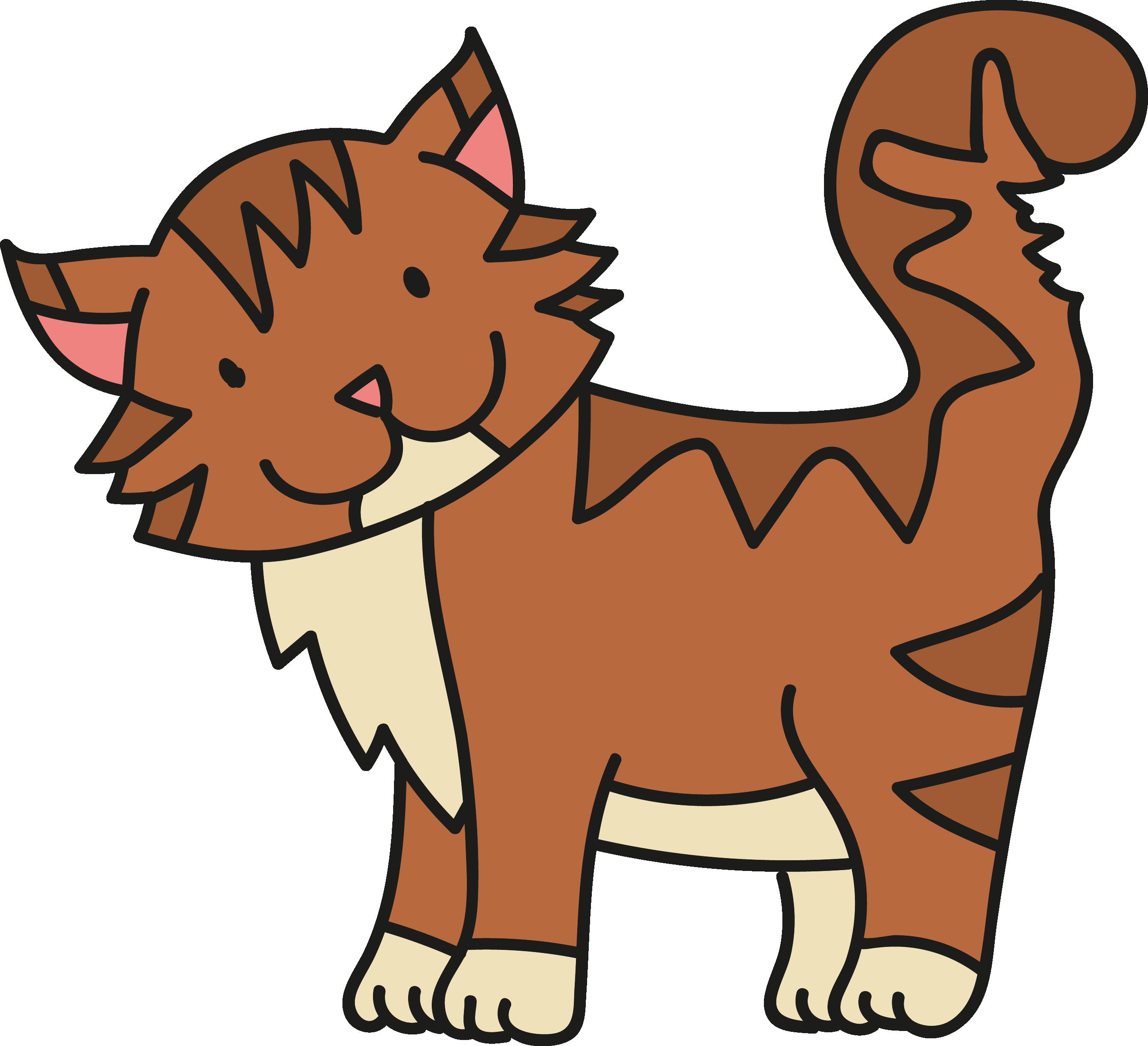 Wildcat clipart wild cat. American bobtail kitten whiskers