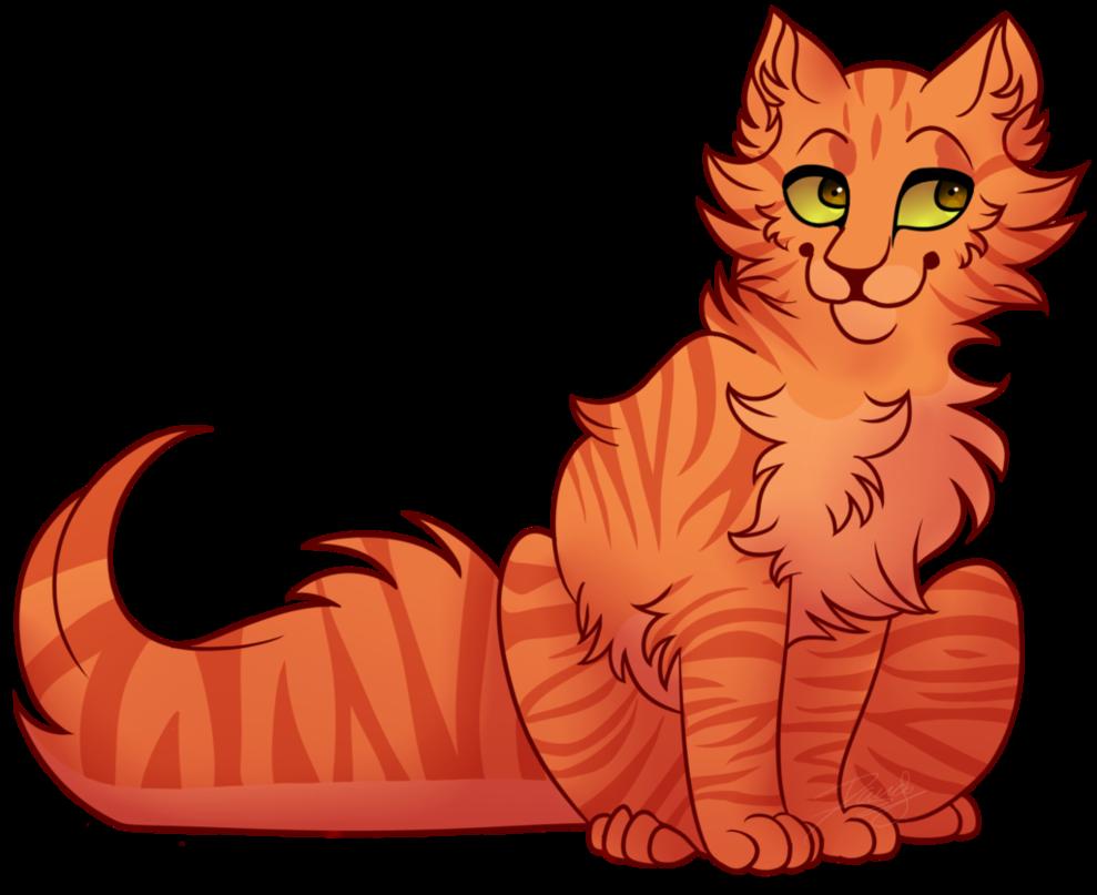 Kitty clipart tabby cat. Pc crykitty senpai by