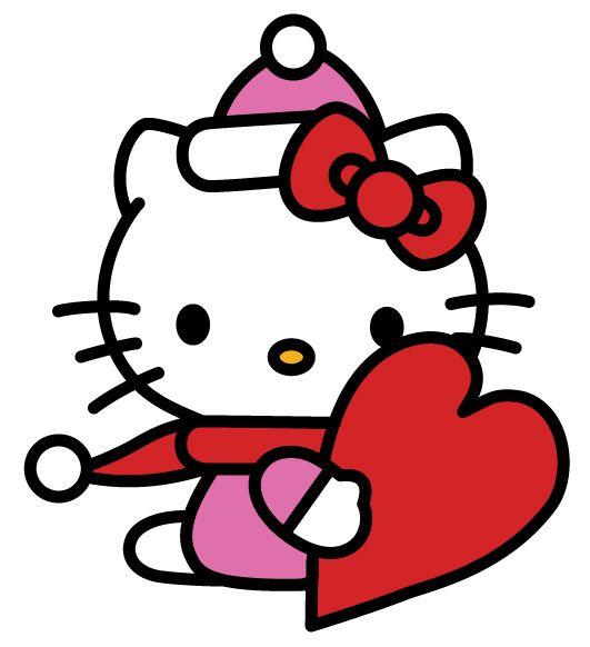 Best free s day. Kitty clipart valentine