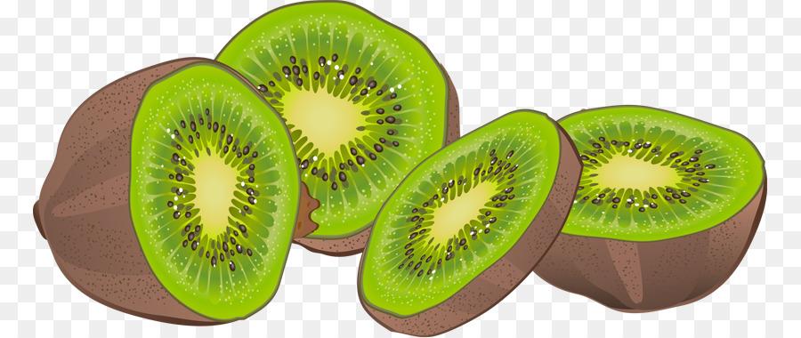 Kiwi clipart. Kiwifruit clip art fruit