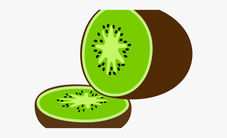 Kiwi clipart. Fruit free cliparts
