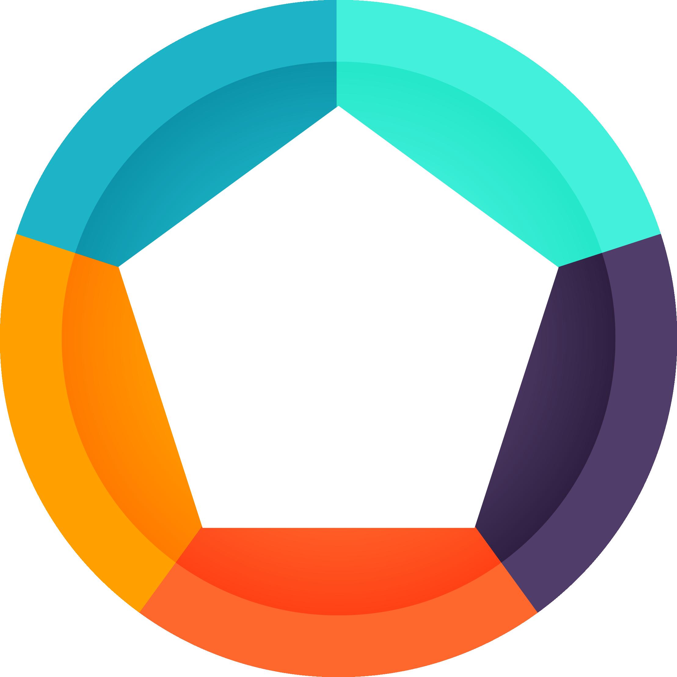 Logo clip art circular. Kiwi clipart circle