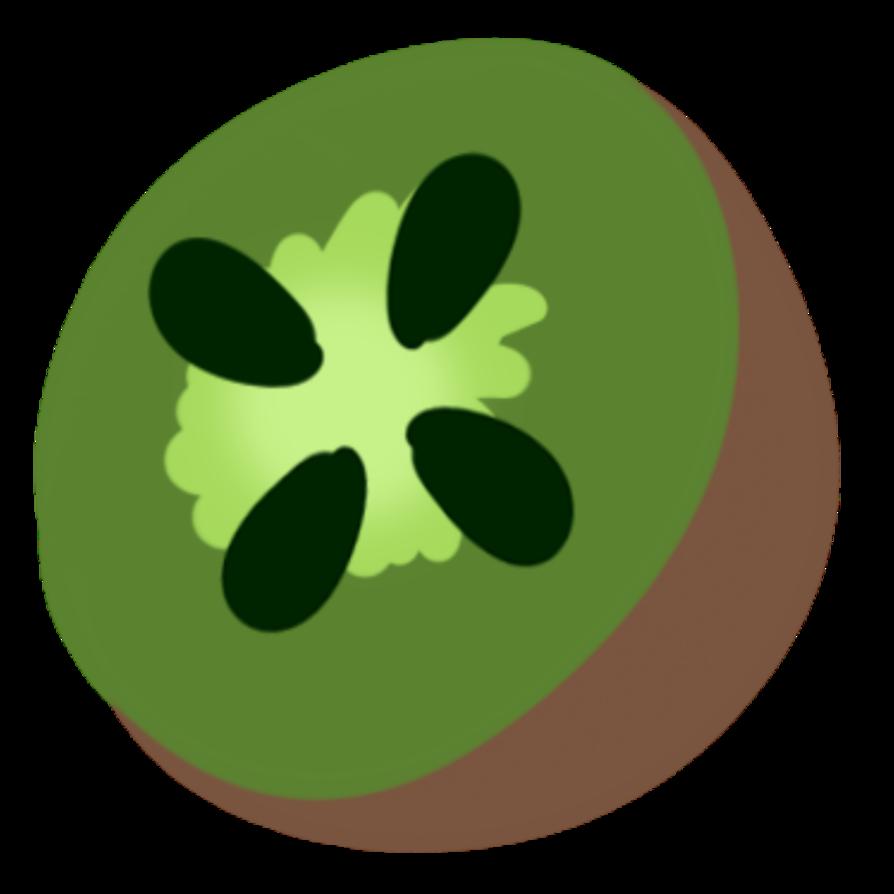 Kiwi clipart circle. Zest cutiemark by yupinapegasus