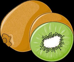 File fruit clip art. Kiwi clipart fruites