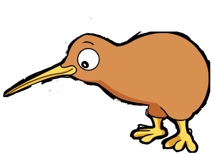 Kiwi clipart kea. Bird maori free on