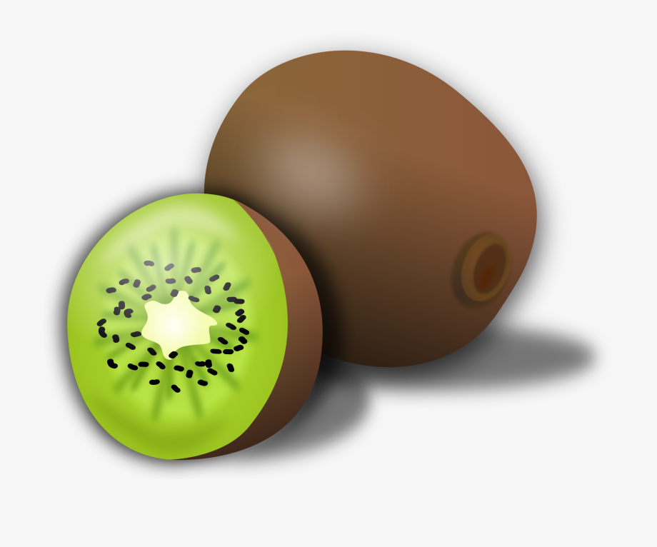 free. Kiwi clipart kind fruit