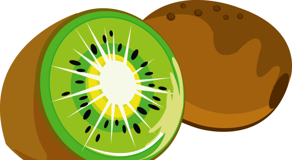 Kiwi clipart kind fruit. Kiwifruit auglis clip art